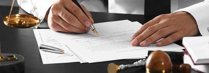 Что нужно, чтобы законно закрепить сделку у нотариуса