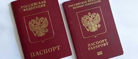 Скачать бланк заявления на загранпаспорт нового образца 2019 года