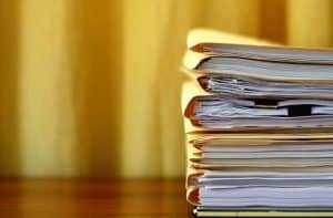 Какие документы нужны для заполнения бланка