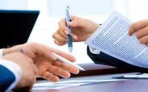 Порядок подписания актов скрытых работ